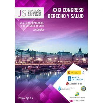 XXIX Congreso Derecho y Salud